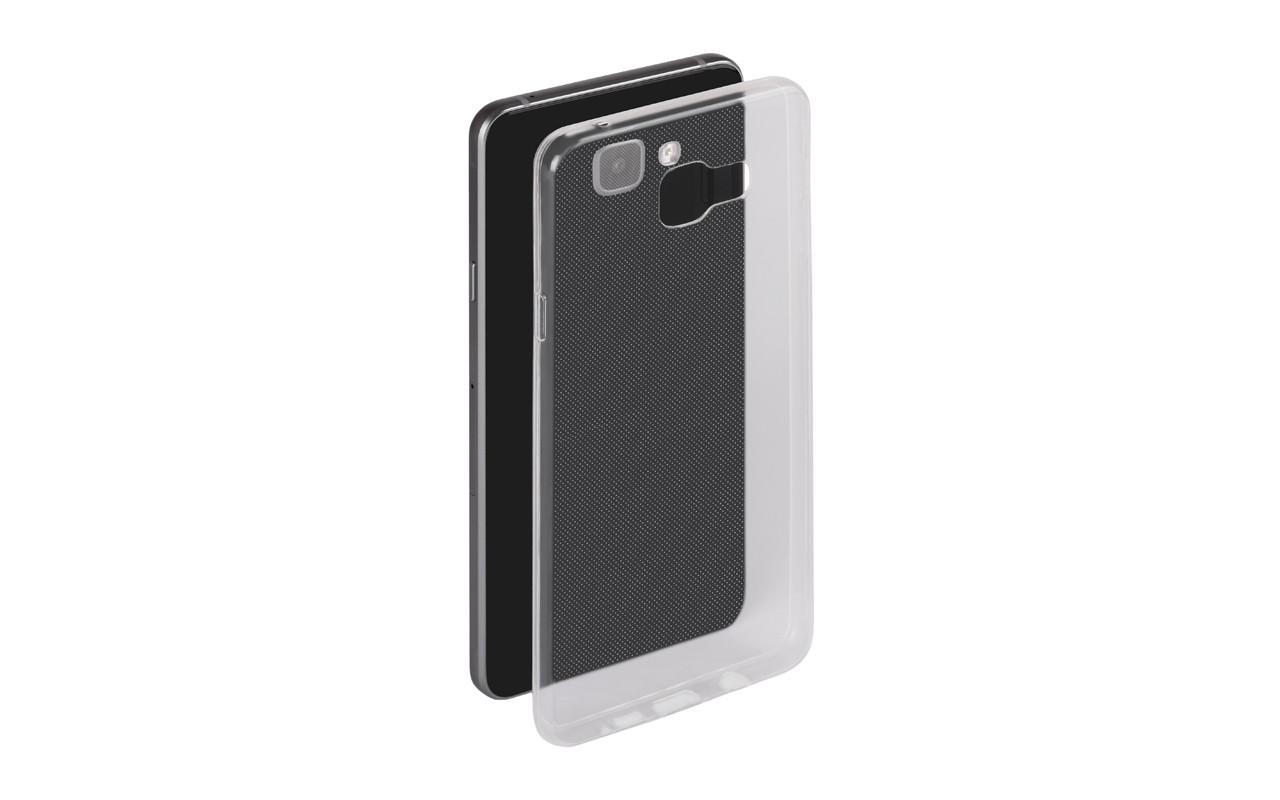 Клип Кейс - Чехол накладка Для Microsoft Lumia 640, Прозрачный, InterStep