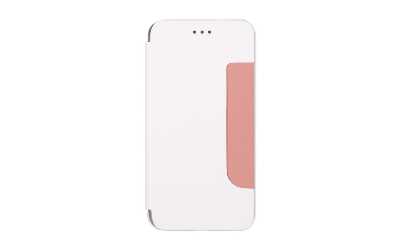 Чехол Книжка Для Телефона - Apple iPhone 7, interstep VIBE-SEA белый