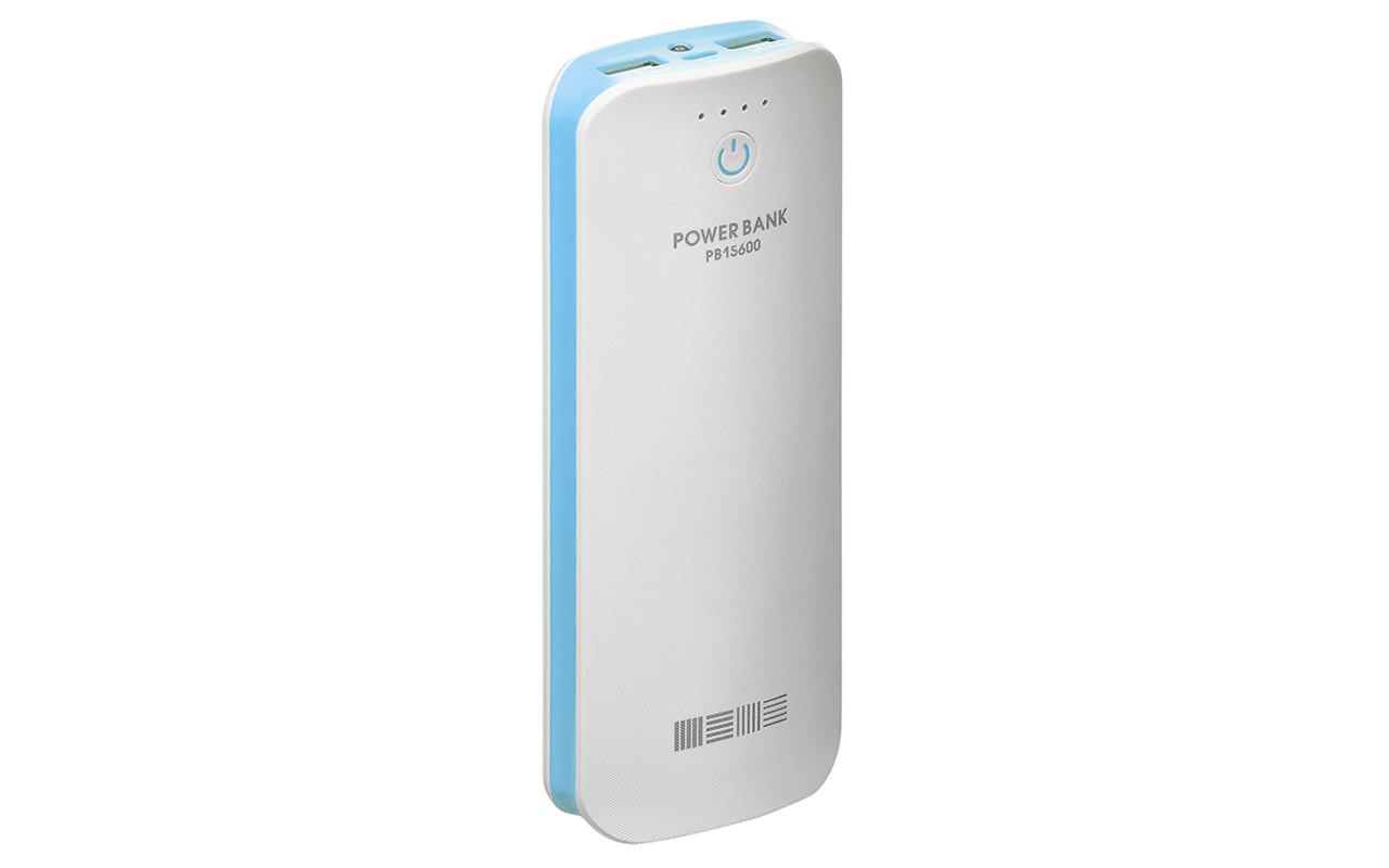 Внешний Аккумулятор Power Bank 15600 мАч, InterStep PB15600 InterStep