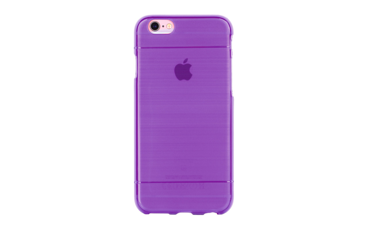 Чехол Накладка Для Телефона - Apple iPhone 6, interstep SCREAM фиолетовый