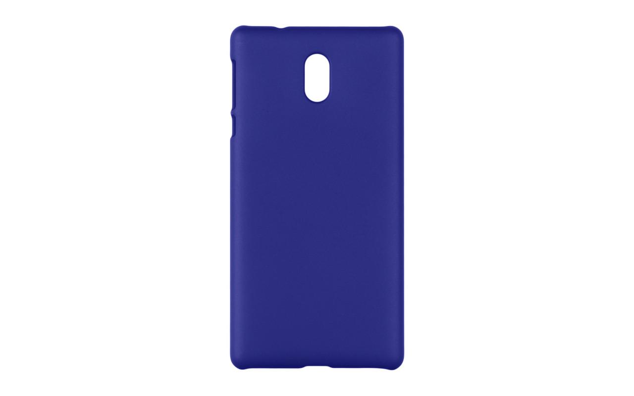Чехол на телефон Nokia 3 - цвет синий