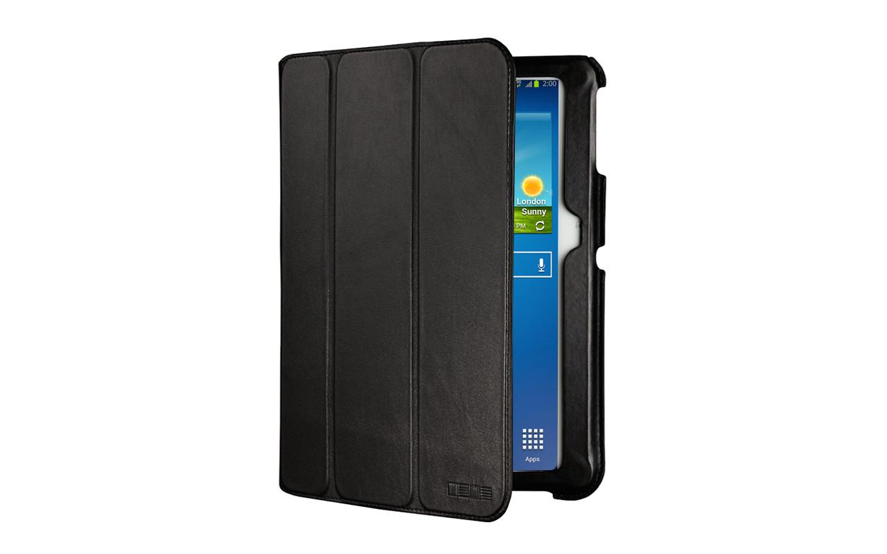 Папка PARKER Samsung GalaxyTab3 Lite7 и/кожа black