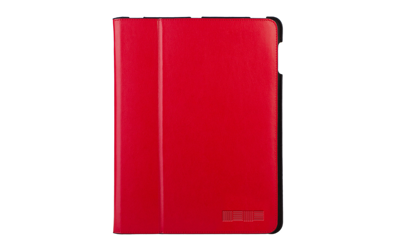 Чехол Для Планшета - Lenovo Tab 3 730X, interstep STEVE красный