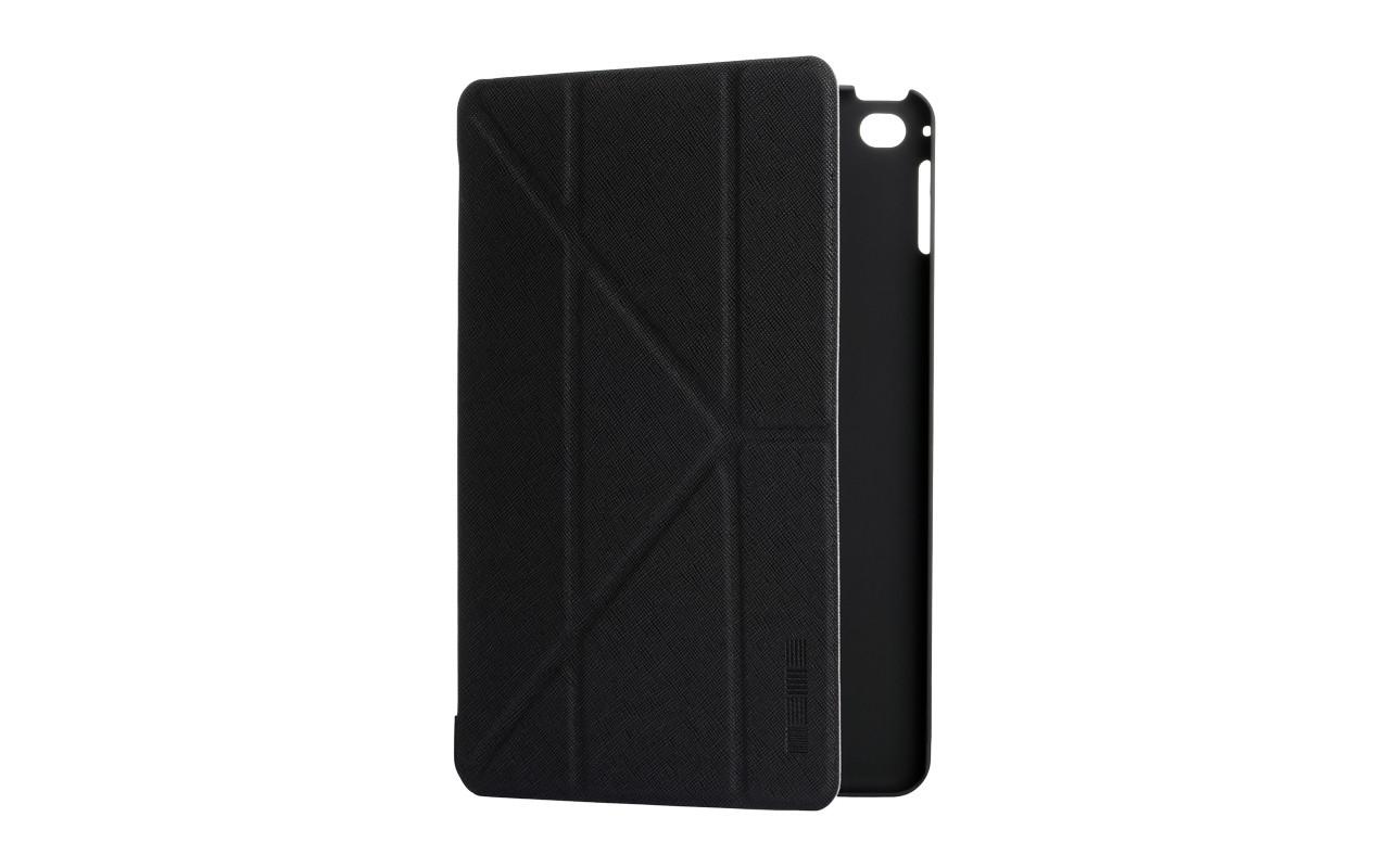 Чехол Для Планшета - Apple iPad mini 4, interstep SMART ST черный