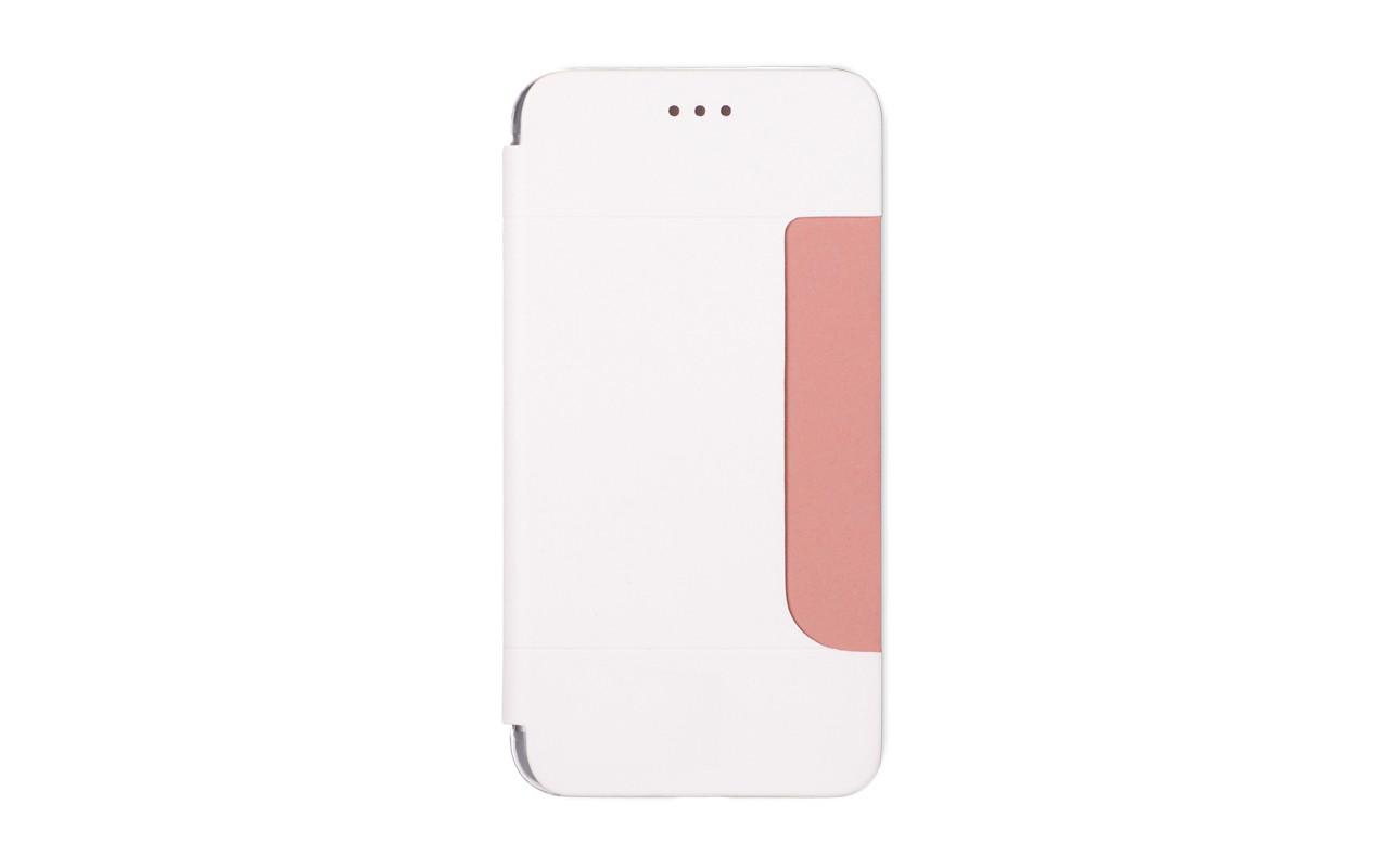 Чехол Книжка Для Телефона - Apple iPhone 7, interstep VIBE-SEA белый InterStep