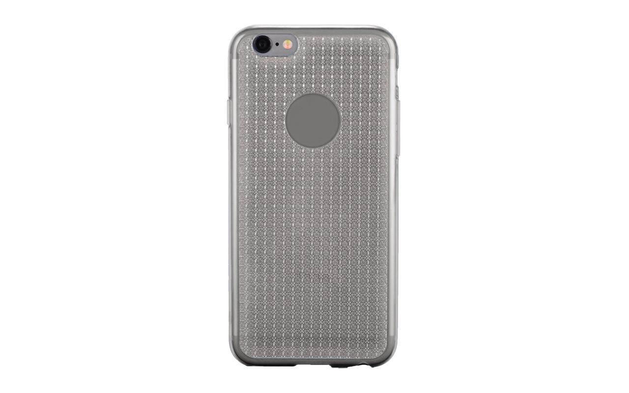 Чехол Накладка Для Телефона - Apple iPhone 6, interstep CRYSTAL прозрачный