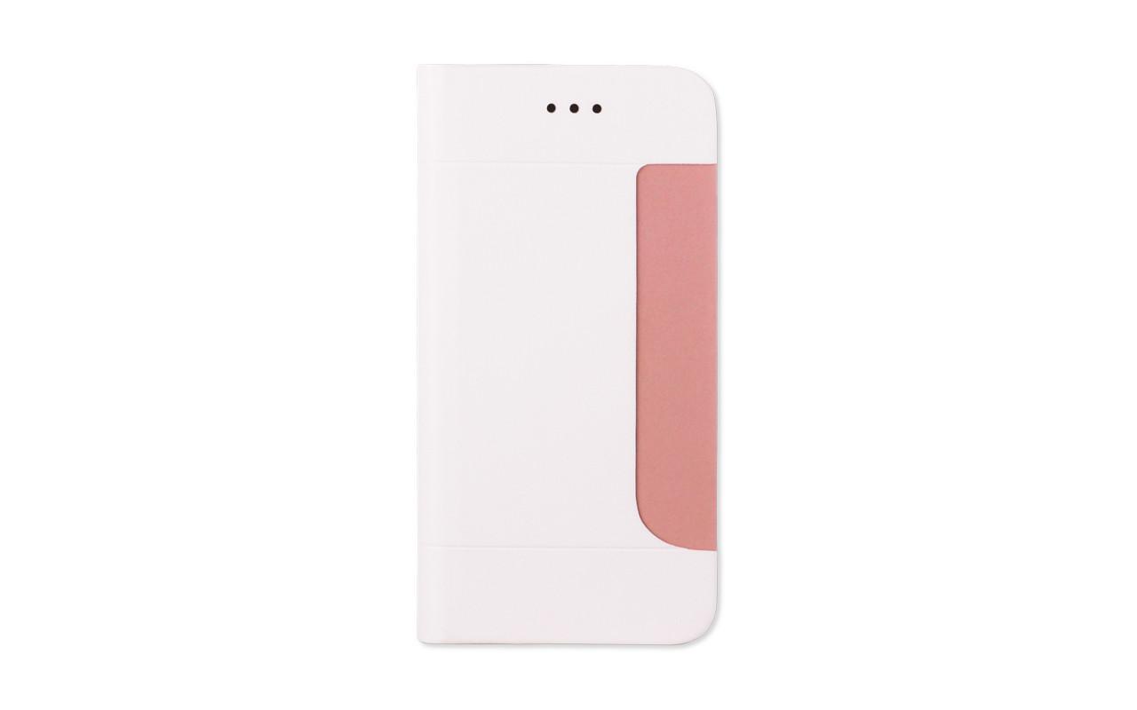 Чехол Книжка Для Телефона - Apple iPhone 7, interstep VIBE-KIT белый