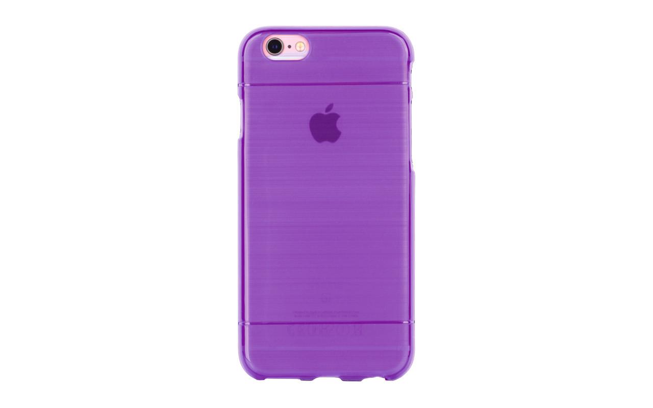 Чехол Накладка Для Телефона - Apple iPhone 7, interstep SCREAM фиолетовый
