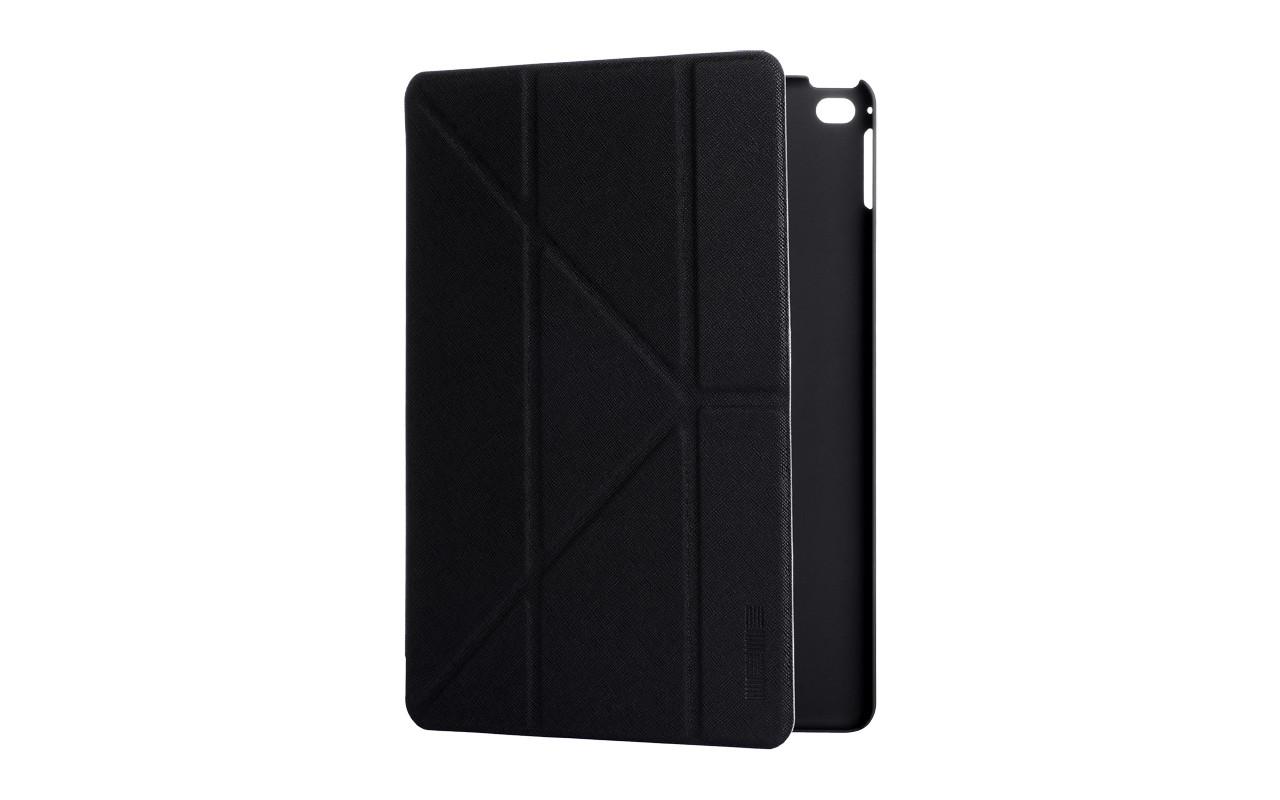Чехол Для Планшета - Apple iPad 6 Air 2, interstep SMART ST черный