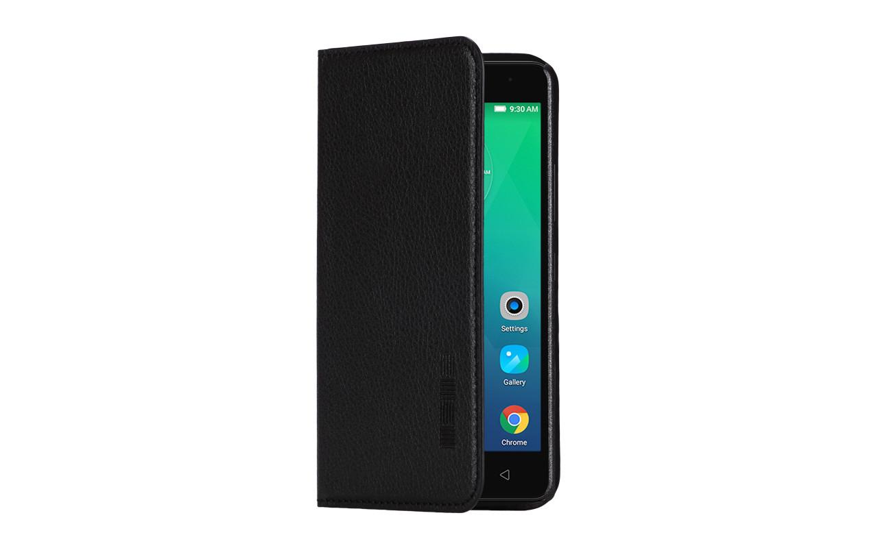 Чехол Книжка Для Телефона - Lenovo Vibe P1m, interstep VIBE черный