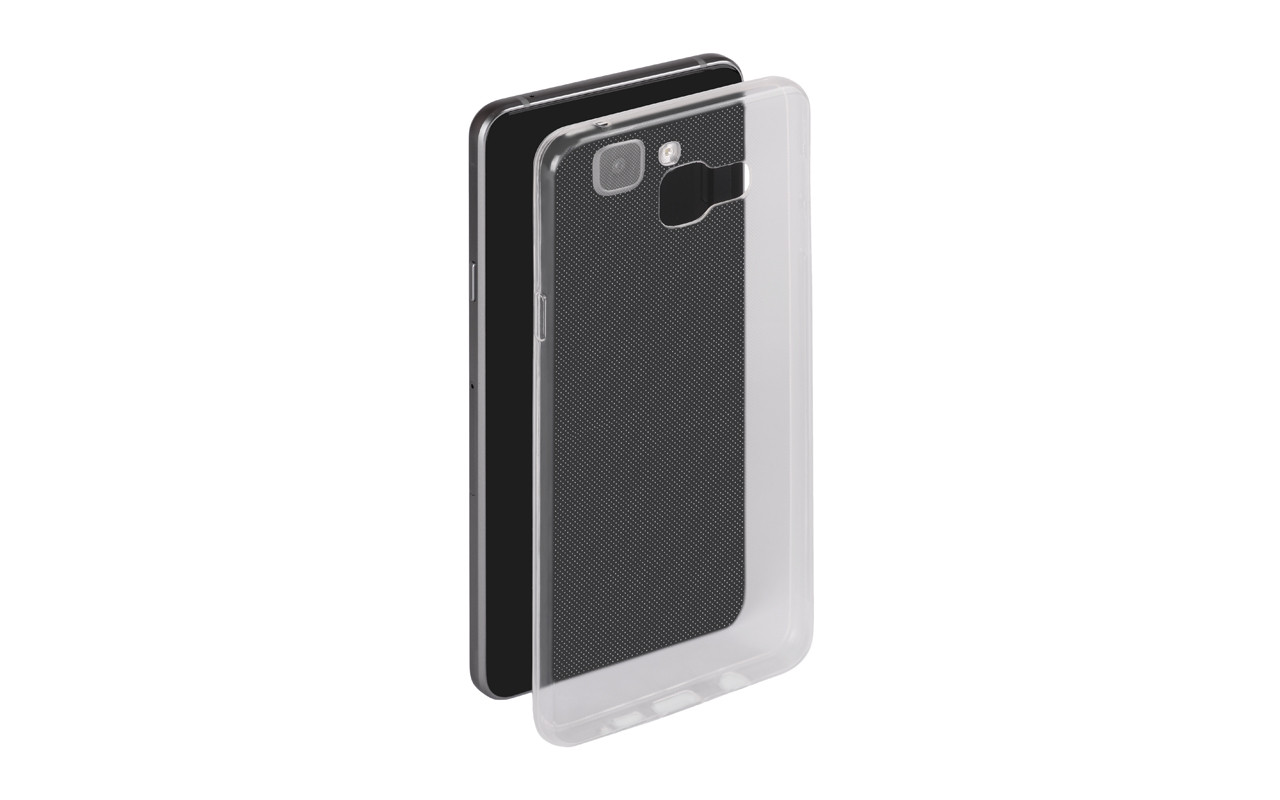 Клип Кейс - Чехол накладка Для LG K10, Прозрачный, InterStep