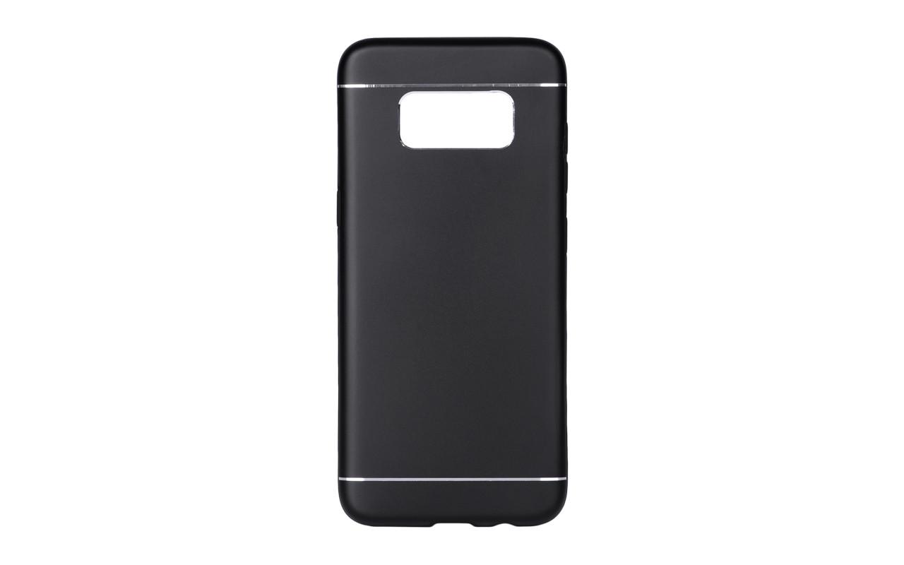 Чехол на телефон Samsung Galaxy S8 - цвет черный