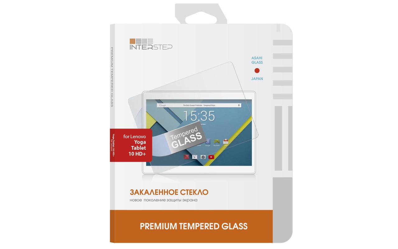 Защитное Стекло На Экран Interstep Для Lenovo Yoga Tablet 10 Hd+ InterStep