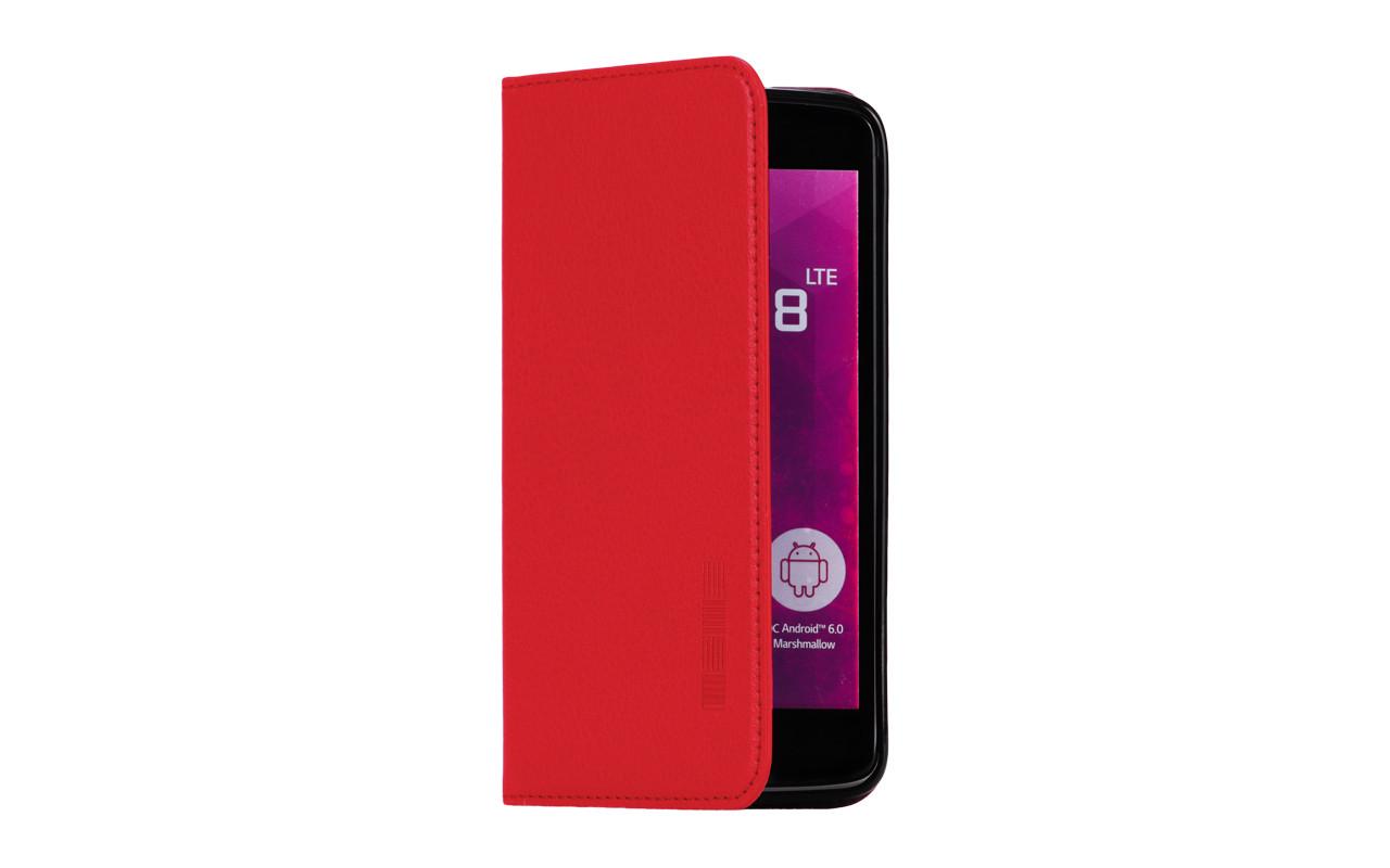 Чехол Книжка Для Телефона - LG K8, interstep VIBE красный
