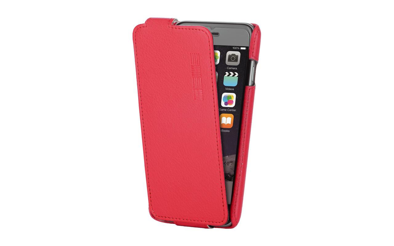Чехол Флип-Кейс Для Телефона - Meizu U10, interstep CRAB красный