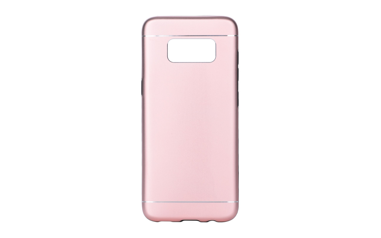 Чехол на телефон Samsung Galaxy S8 - цвет розовый