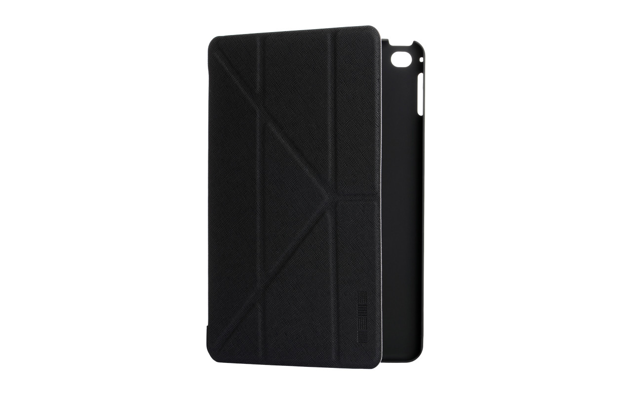 Чехол Для Планшета - Apple iPad mini 2, interstep SMART ST черный