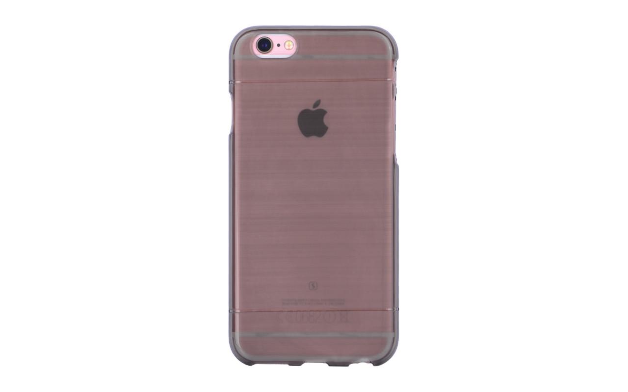 Чехол Накладка Для Телефона - Apple iPhone 7, interstep SCREAM серый