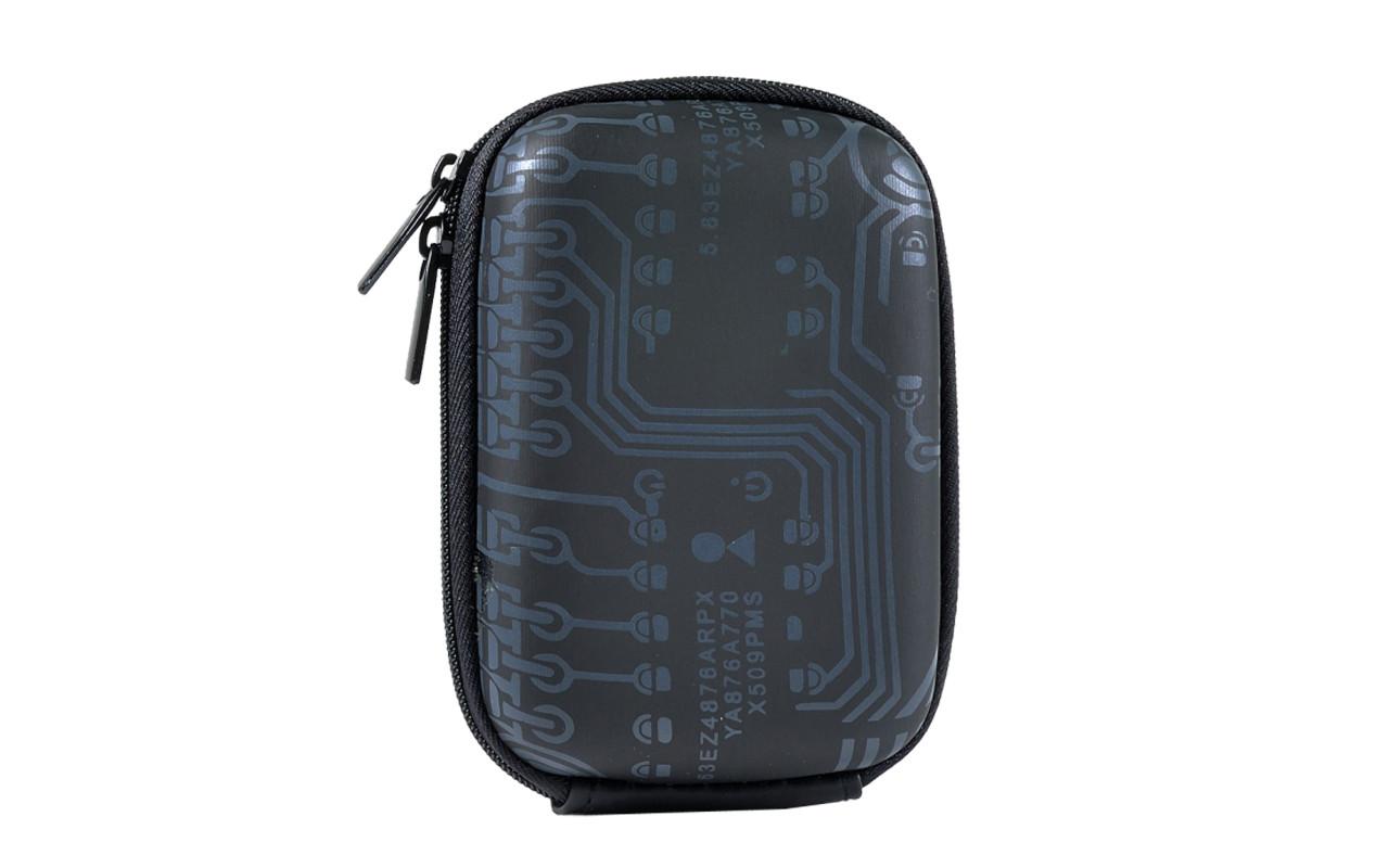 Чехол Для Фотоаппарата 100 x 63 x 31, Пластик, Микросхема Черный, InterStep InterStep