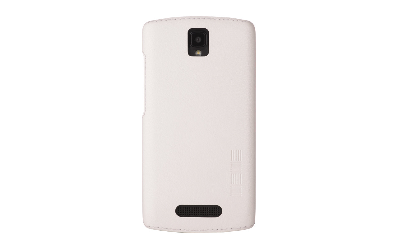 Чехол Накладка Для Телефона - DEXP Ixion ML150, interstep ANCLIP белый