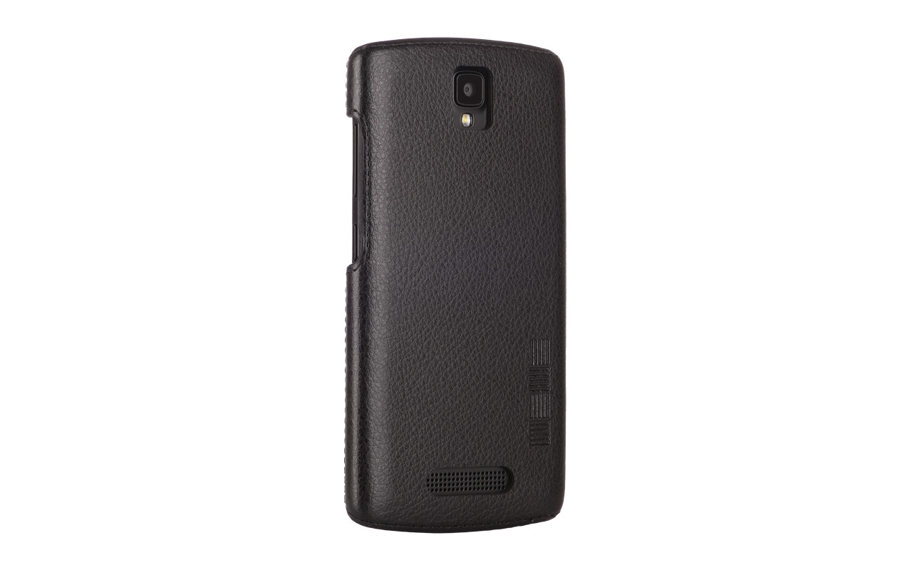 Чехол Накладка Для Телефона - DEXP Ixion E150 Soul, interstep ANCLIP черный