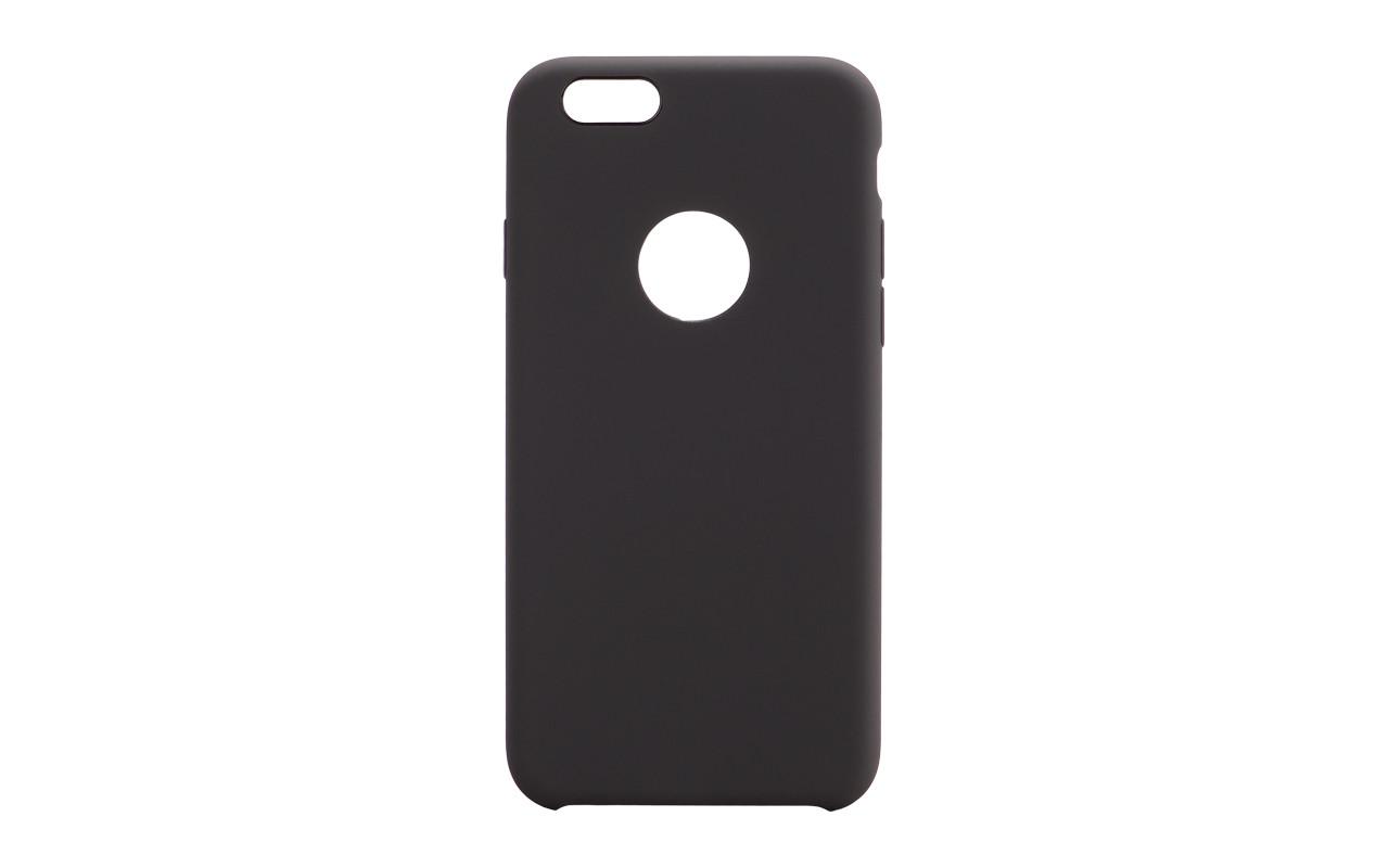 Чехол Накладка Для Телефона - Apple iPhone 6, interstep SOFT-TOUCH черный