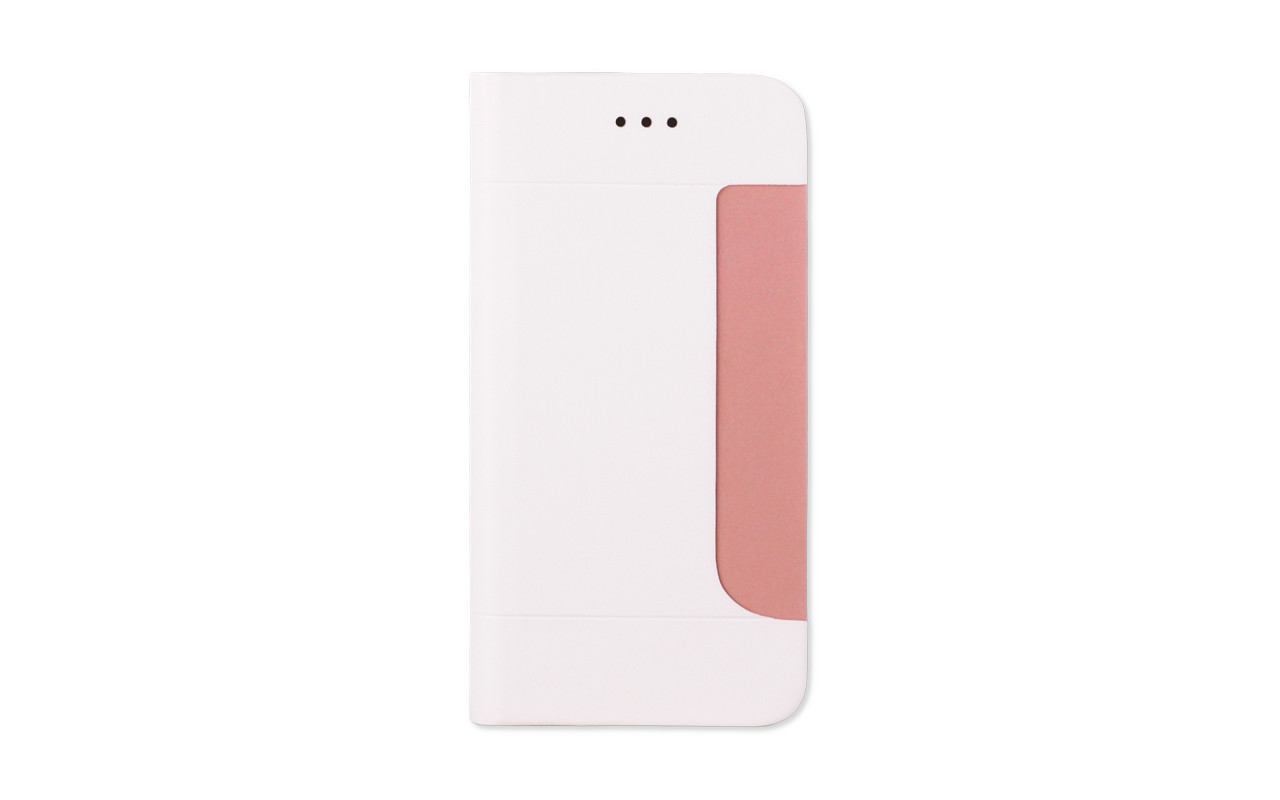 Чехол Книжка Для Телефона - Apple iPhone 7, interstep VIBE-KIT белый InterStep