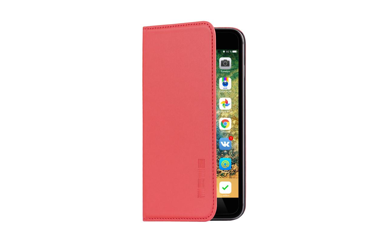 Чехол Книжка Для Телефона - ZTE Nubia Z11 mini, interstep VIBE красный